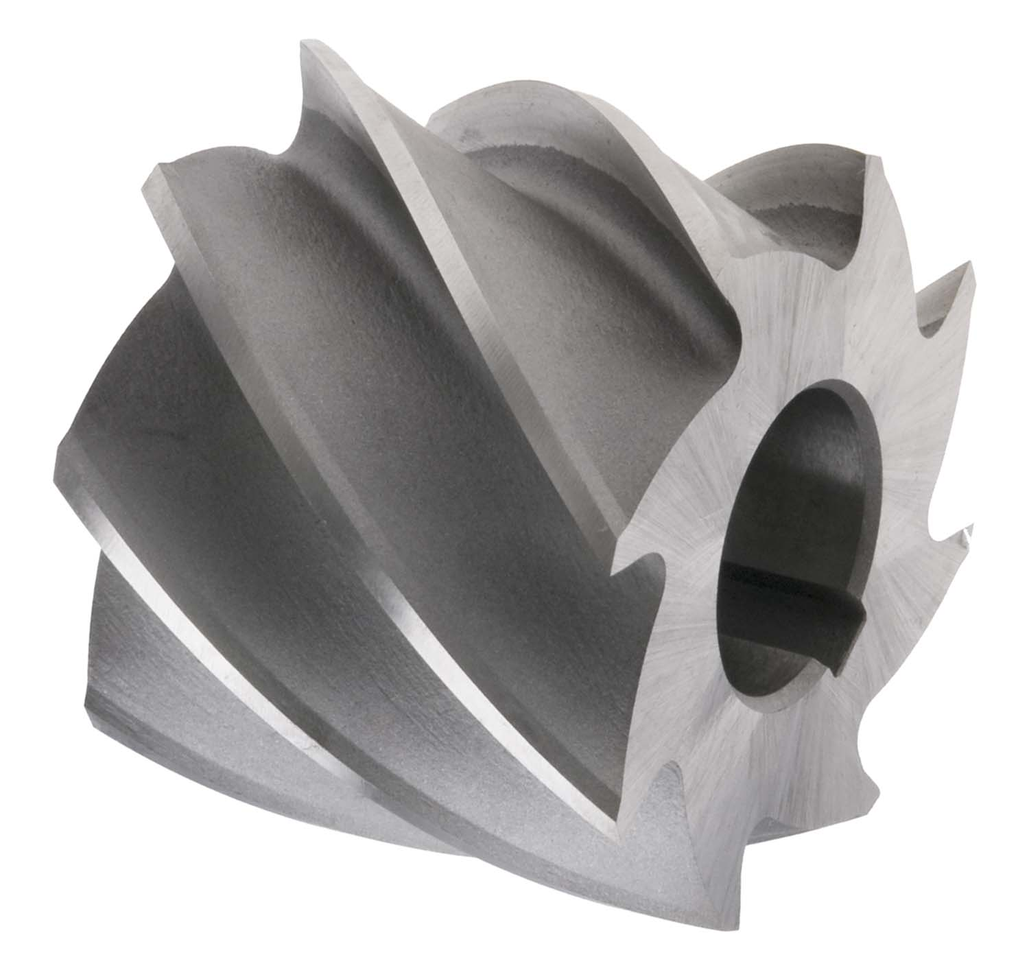 4-1/2 X 6 X 2 Heavy Duty Plain Milling Cutter, High Speed Steel