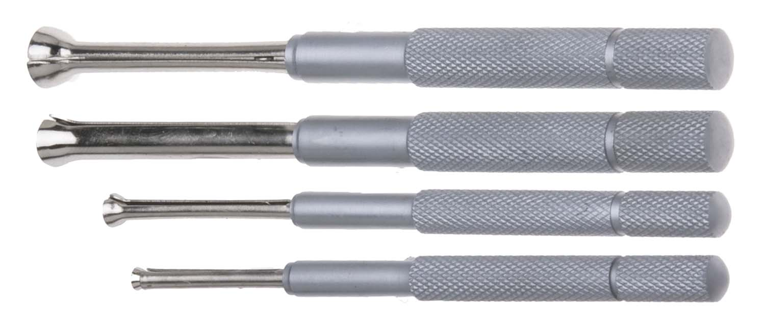 Small Hole Gage Set-Half Ball