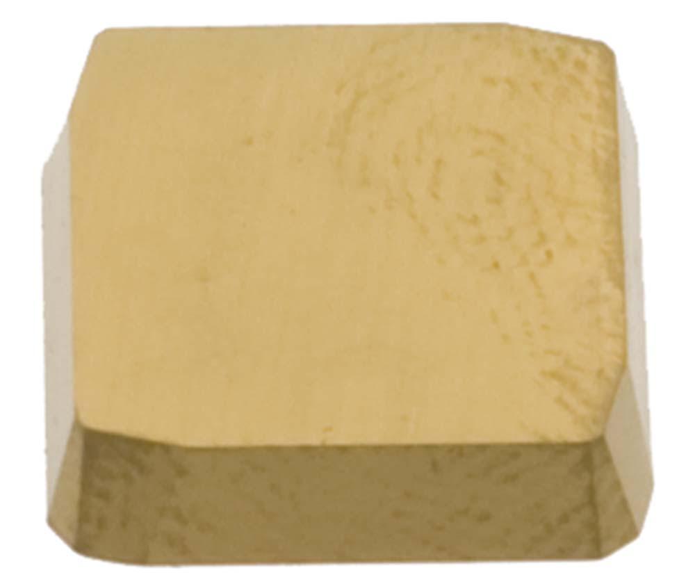 SPC-42ER Grade TNC  (TiN Coated) Carbide Insert