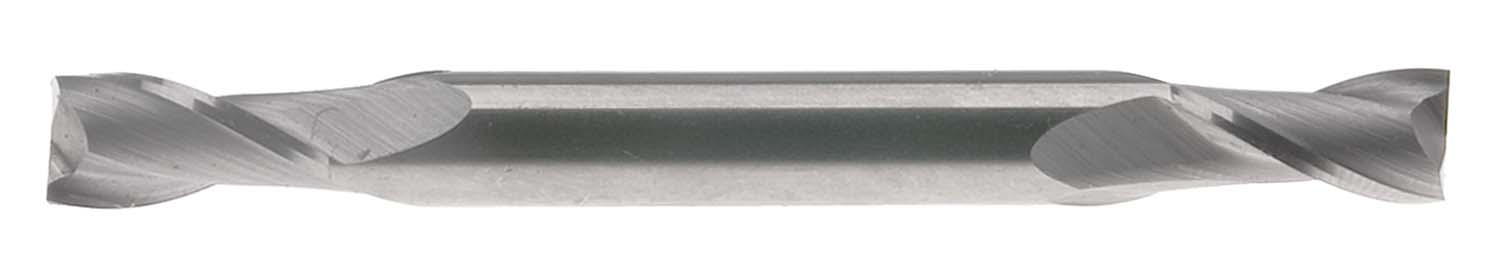 "E600-1/2  1/2"" 2 Flute Double End USA Carbide End Mill"