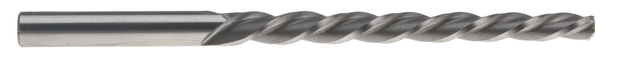 6 Helical Flute Taper Pin Reamer, High Speed Steel