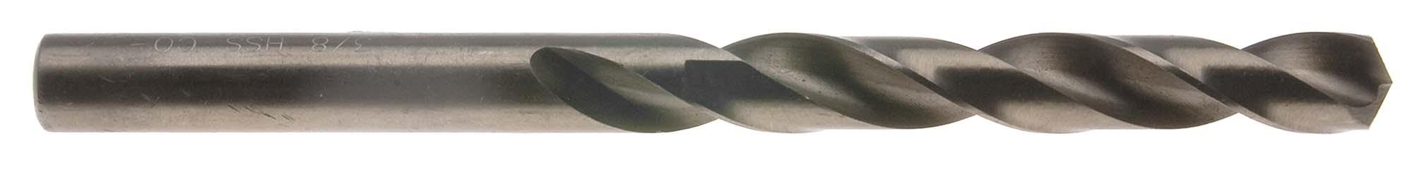 """V (.377"""") M35 Cobalt Jobber Drill Bit"""