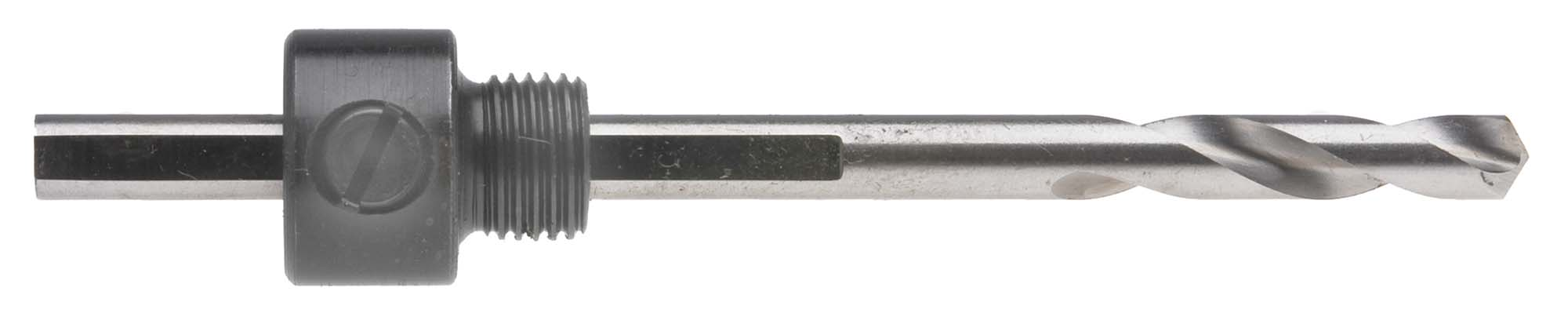 "M K Morse MA35PS Hole Saw Mandrel for 1-1/4"" - 6"" with 3/8"" Hex Shank"