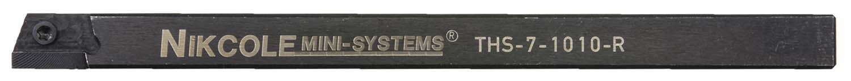 Nikcole 8mm Sq RH Mini-System Tool Holder for Swiss Automatics