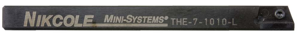 8mm Sq LH Holder for Swiss Automatics