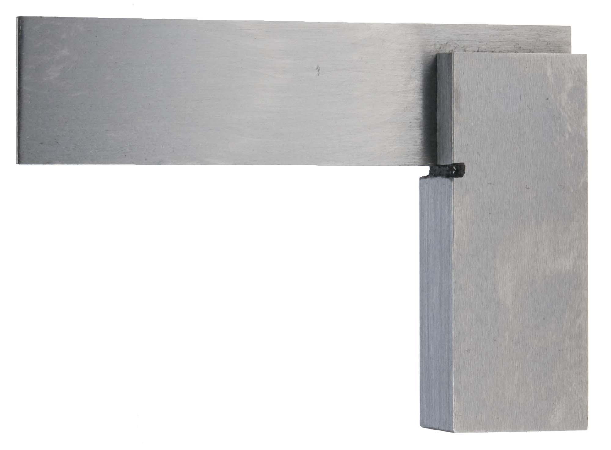 "SQ-6  6"" Hardened Steel Square"