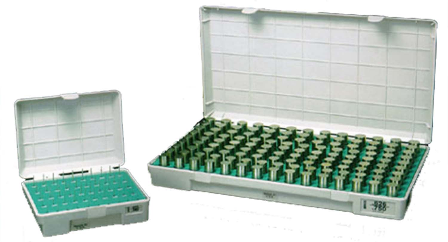 .501-.625 Plus Tolerance Meyer Gage USA Pin Gage Set