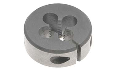 7//16-28 X 1-1//2 OD HSS Round Adjustable Die