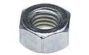 Metric Steel Hex Nuts