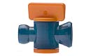 Loc-Line In-Line Valve - 1/4 Inch System