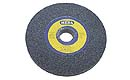 MEDA Bench and Pedestal Grey Grinding Wheels