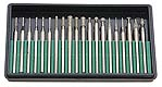 1/8 Shank Diamond Mounted Point Set