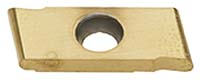 Nikcole Mini System GR style Full Radius Grooving Inserts